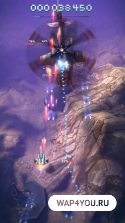 Sky Force Reloaded на Android
