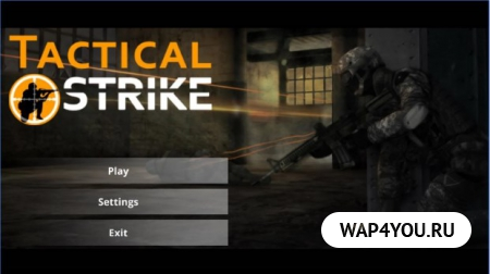 Игра Tactical Strike