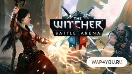 The Witcher Battle Arena скачать