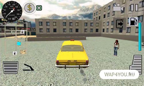 скачать игру симулятор русского такси - фото 5