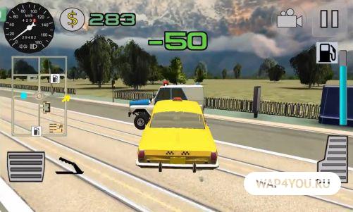 скачать игру симулятор русского такси - фото 10