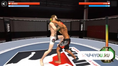 Игра MMA Fighting Clash