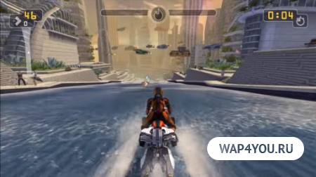 Скачать Riptide GP Renegade на Андроид