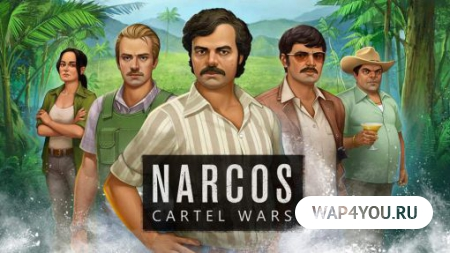 Narcos: Cartel Wars для Андроид