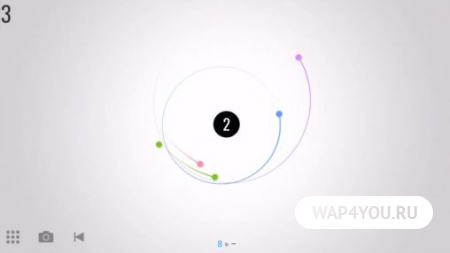 Orbit - Playing with Gravity на Андроид