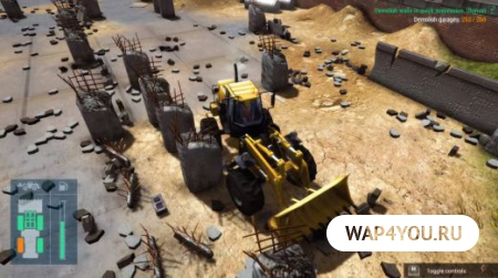 Construction Machines 2016 для Android