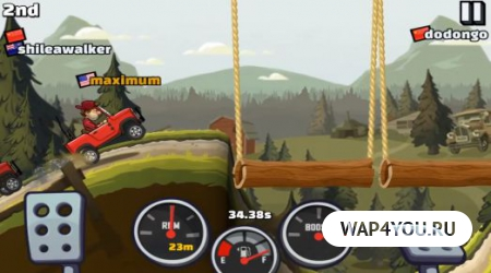 Hill Climb Racing 2 для Android