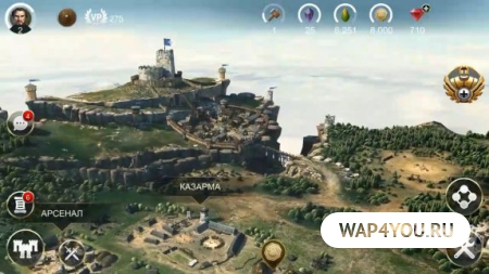 Dawn of Titans на Андроид