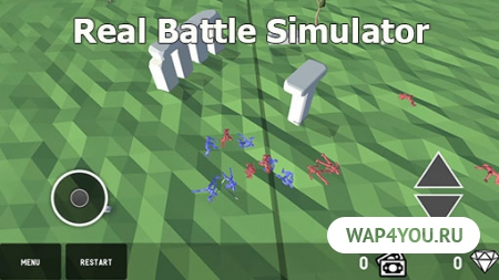 Скачать Real Battle Simulator
