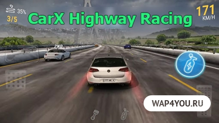 Скачать CarX Highway Racing