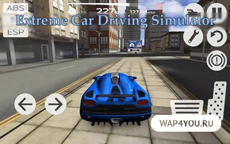 Extreme Car Driving Simulator скачать