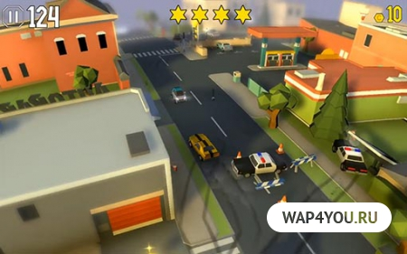 Reckless Getaway 2 на Android
