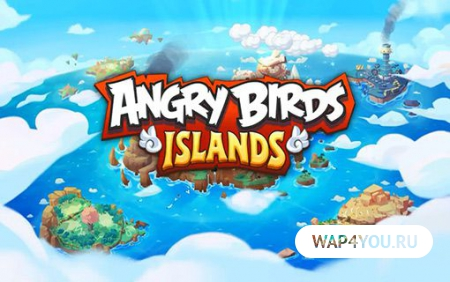 Angry Birds Islands скачать