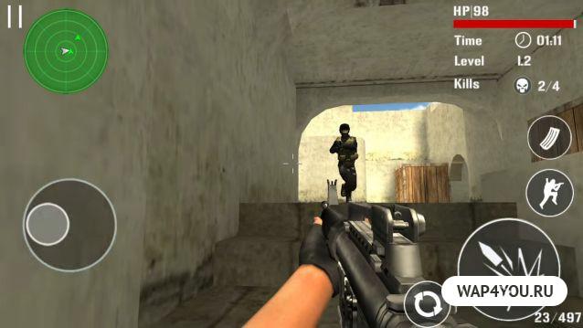 игры на пк swat 5